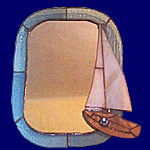 The Sailboat Mirror